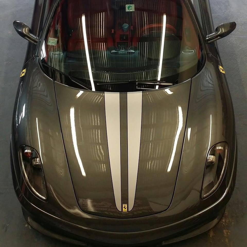 Always Dry ferrari Paint Protection