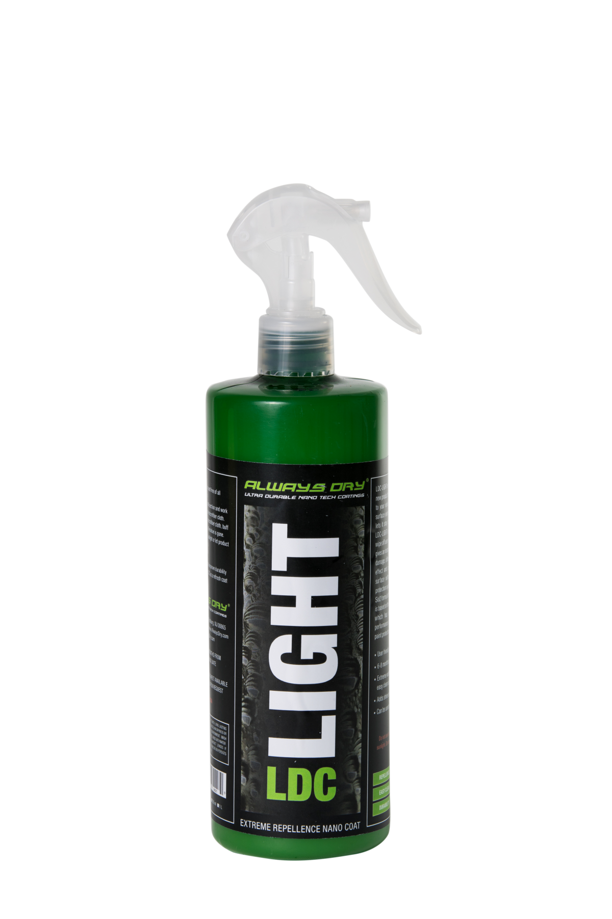 Always Dry LDC Light - Quick Detail Spray