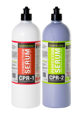 CPR-1 CORRECTION SERUM & CPR2 PERFECTION SERUM
