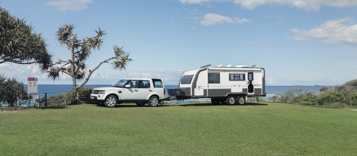 Caravan Internal & External protection Always Dry